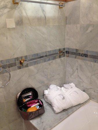 Le Domaine De L'Astragale: Sala da bagno