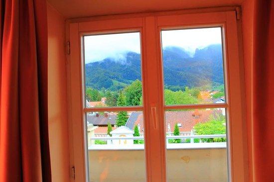 Residenz Heinz Winkler: View outside the window