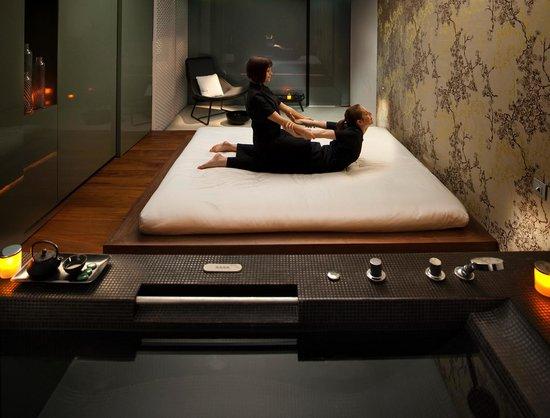 Mandarin Oriental Barcelona Spa Thai Futon Room