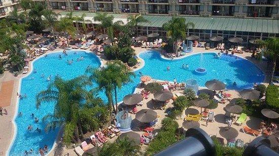 Hotel Sol Principe : piscina lago