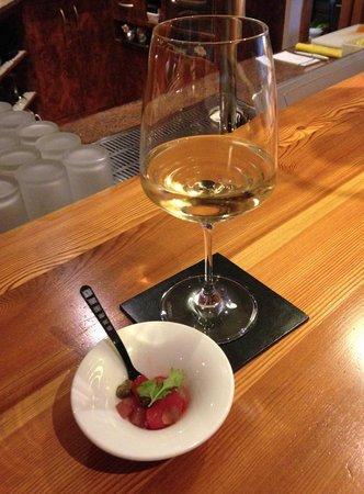 Wellness Hotel Fanes: aperitivo al bar