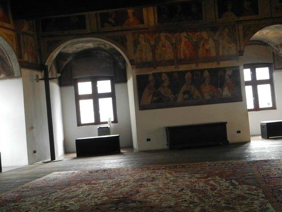 Castello del Buonconsiglio Monumenti e Collezioni Provinciali : salone