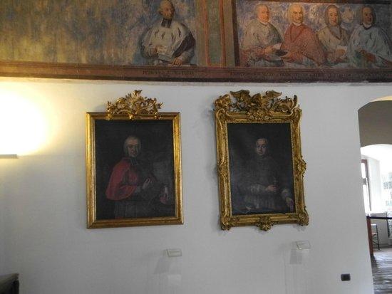 Castello del Buonconsiglio Monumenti e Collezioni Provinciali : quadri