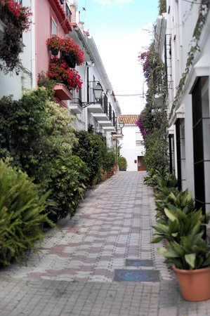 Casco antiguo de Marbella: North of the Old Town