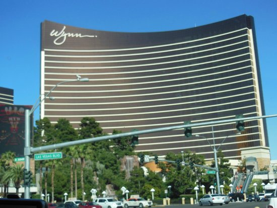 Wynn Las Vegas: hotel the wynn
