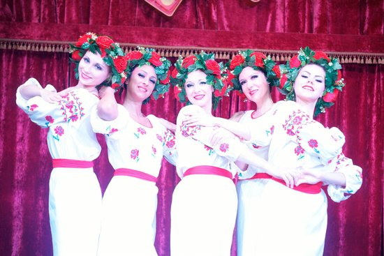 Cabaret Fantasy: FANTASY GIRLS