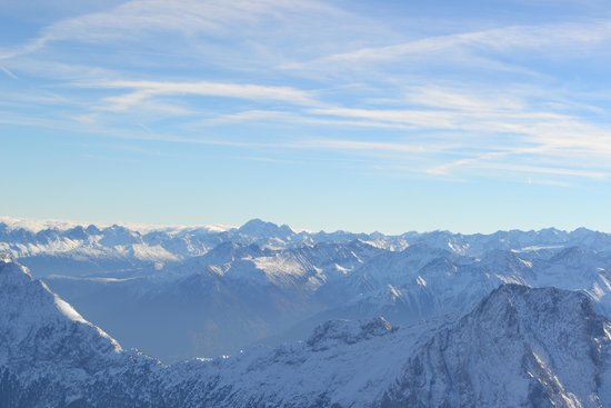 Zugspitze: Heavenly!