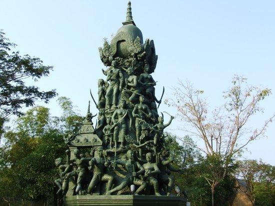 Ancient City (Mueang Boran): 4