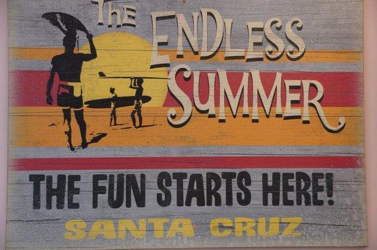 La Selva Beach, CA: Bild im Frauenbad