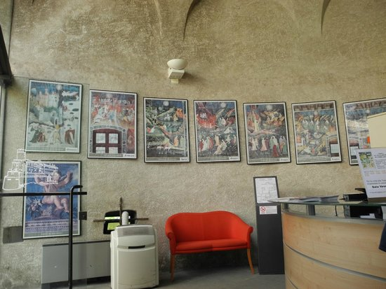 Castello del Buonconsiglio Monumenti e Collezioni Provinciali : ingresso
