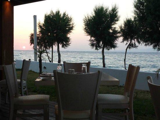 Villa Di Mare Luxury Suites : ristorante villa di mare