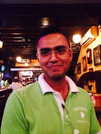 Healy Mac's : Rana, excellent pub staff