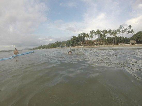 Hotel Tamarindo Diria: Beach