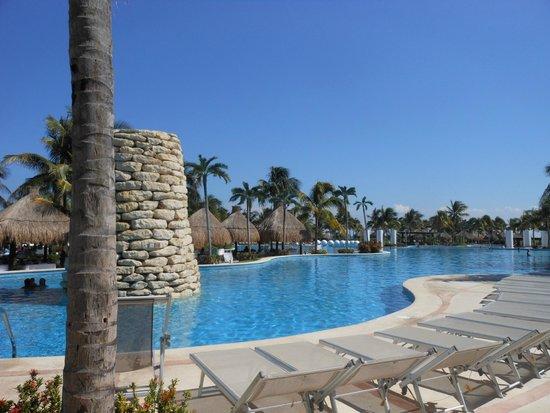 Grand Luxxe Riviera Maya: Grand Mayan pool