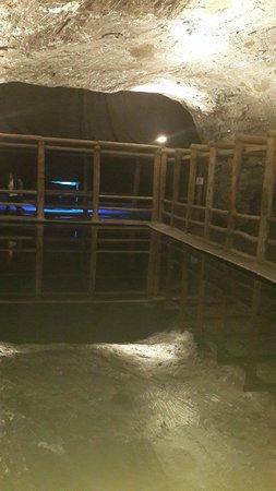 Cathédrale de sel de Zipaquirá : Reflection Pool