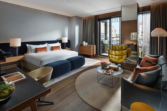 Mandarin Oriental, Barcelona - Studio Suite