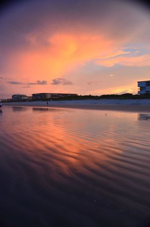 Westgate Cocoa Beach Resort: Sunset