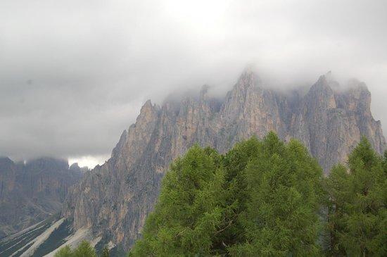 Rifugio Ciampedie: Altra vista camera