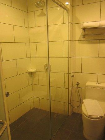 Armenian Street Heritage Hotel: Shower