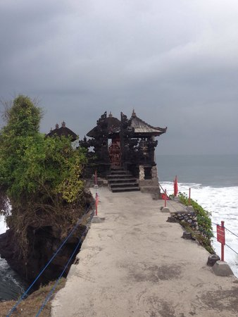 Mano Tour Guide Bali: Храм