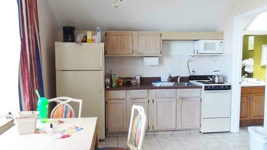 Long Key Beach Resort & Motel: Kitchen