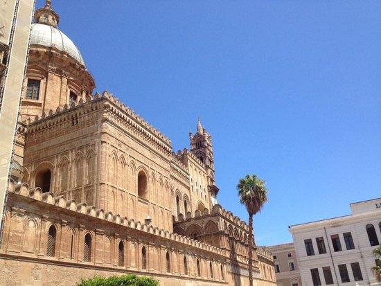 Cattedrale di Palermo: Esterno della Cattedrale