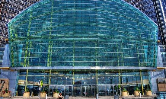 Detroit Marriott at the Renaissance Center : Very Impressive