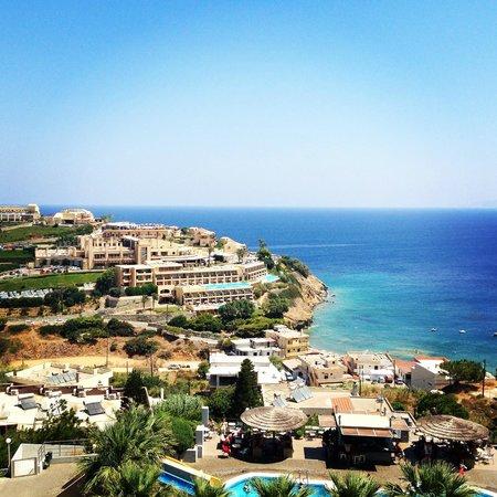 Blue Bay Resort Hotel : Vue de la chambre