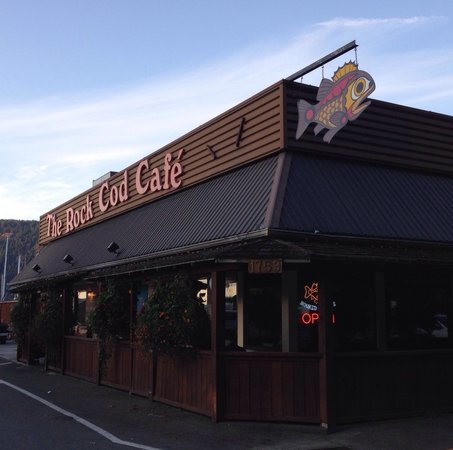 Rock Cod Cafe: Best cod and halibut fish and chips. Great fish tacos.