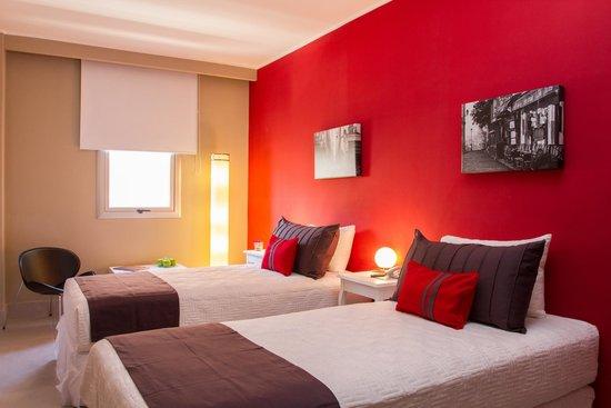 Unique Palacio San Telmo: DBL Room