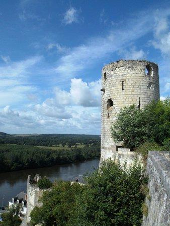 Forteresse royale de Chinon: Chinon Chateau/Fortress