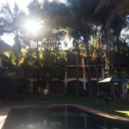 Bronte Hotel: Sunrise at the Bronte