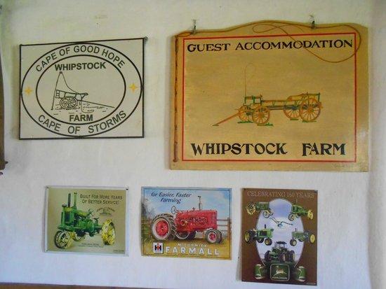 Whipstock Guest Farm: Whipstock