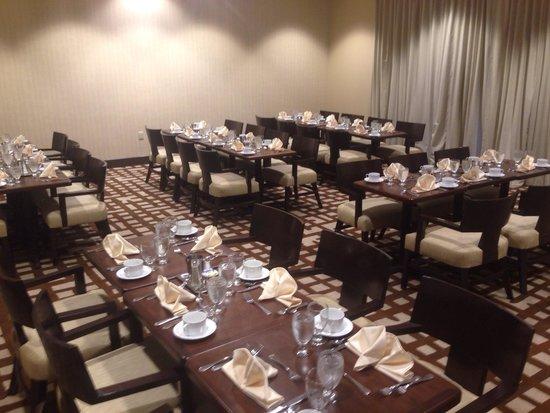 Hilton Albany: Anteroom