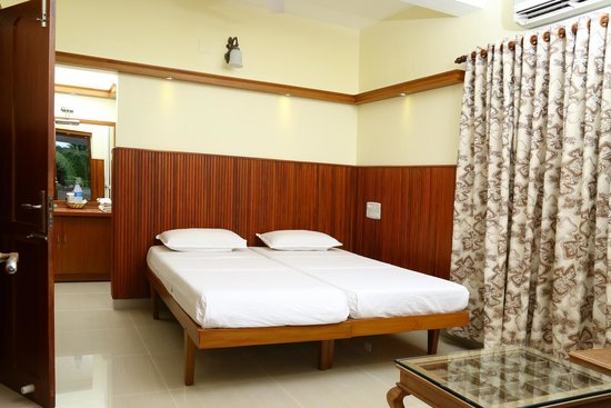 Casa Mia Homestay : twin room