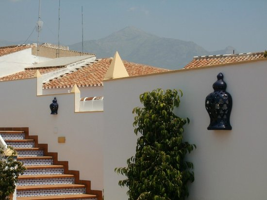 Hotel Puerta del Mar: Pool area