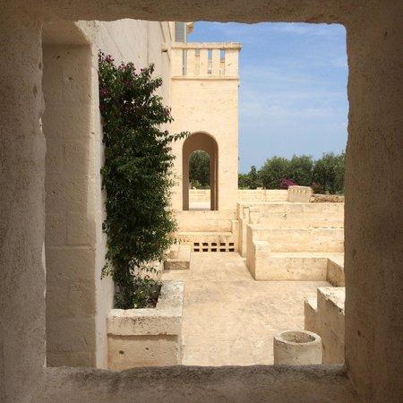 Borgo Egnazia : Uno scorcio del borgo.