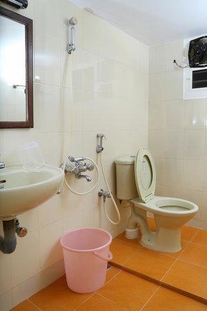Casa Mia Homestay : toilet