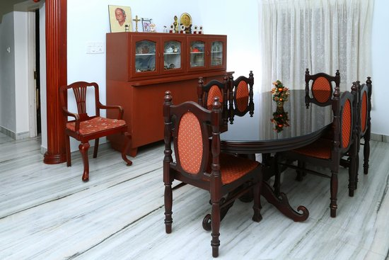 Casa Mia Homestay : Dining area