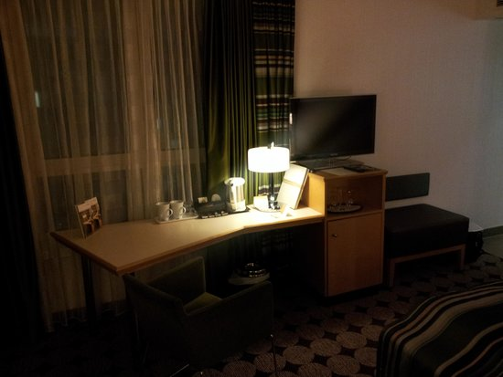 Mövenpick Hotel Nürnberg-Airport: Desk