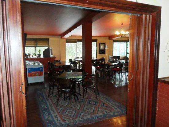 Jubilee Hotel: Σαλόνι, μπαρ