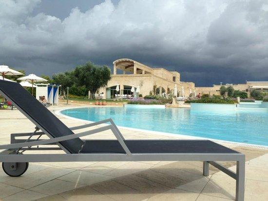 Vivosa Apulia Resort : Piscina
