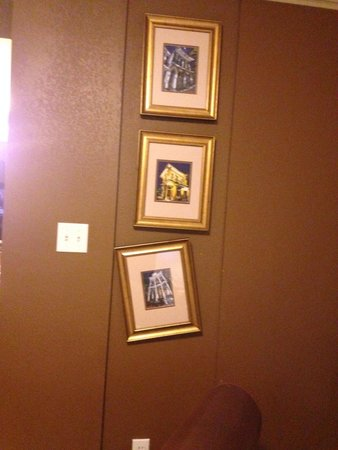 Best Western Plus French Quarter Landmark Hotel: Pictures in room