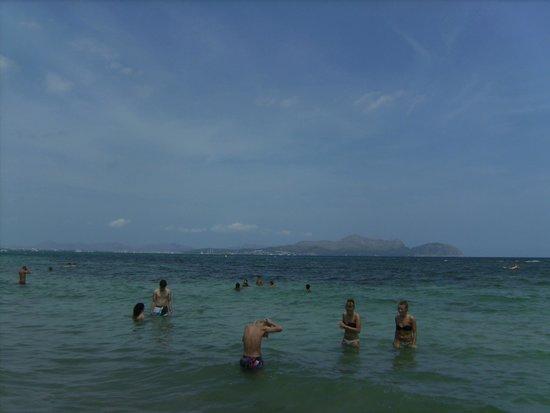 Hotel Haiti: view