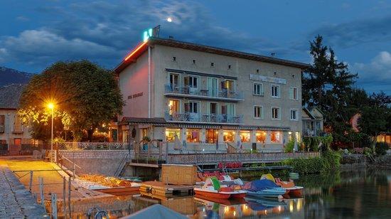 Week end hotel viviers du lac frankrike omd men for Hotel week end
