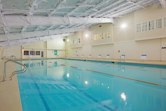 Holiday Inn Club Vacations Mount Ascutney Resort: Indoor pool to enjoy all year round