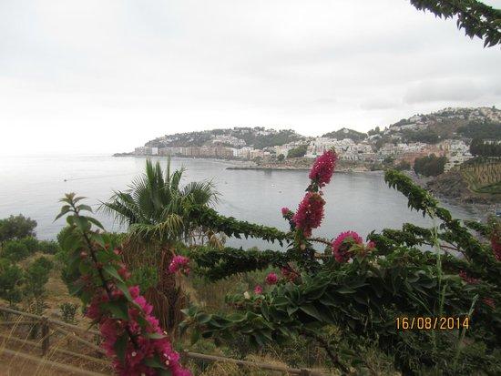 Playacalida Spa Hotel: vista desde el hotel