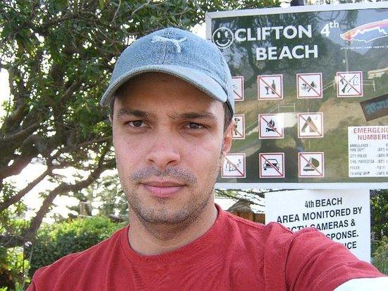 Clifton Beaches : Clifton Beach