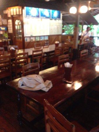 Sipadan Mabul Resort : La mensa comune