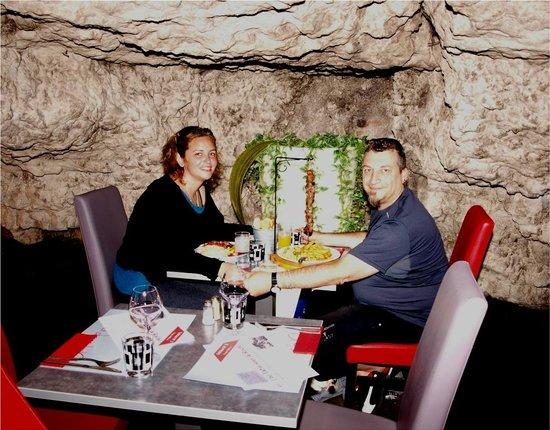 LE PIED DANS LE PLAT: Moi, ma femme et mon toutou sous la montagne